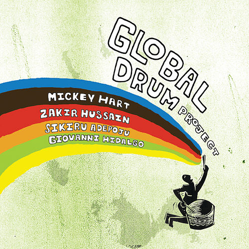 Global Drum Project by Various Artists