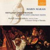 Marin Marais:  Suite D'un Gout Etranger by Markku Luolajan-Mikkola