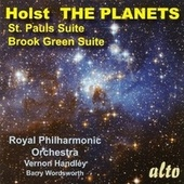 Holst: Planets Suite, St. Paul's Suite, Brook Green Suite* by Royal Philharmonic Orchestra