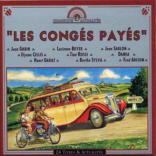 Les Conges Payes by Various Artists