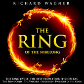 The Ring of Nibelung (The Best from Four Epic Operas - The Rhine Gold / The Valkyrie / Siegfried / Twilight of the Gods) by Various Artists