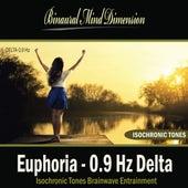 Euphoria - 0.9 Hz Delta: Isochronic Tones Brainwave Entrainment by Binaural Mind Dimension