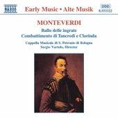 Ballo delle ingrate / Tancredi e Clorinda by Claudio Monteverdi