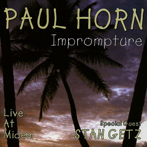 Imprompture by Paul Horn