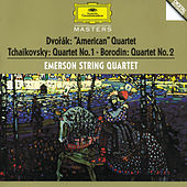 Dvorák / Tchaikovsky / Borodin: String Quartets by Emerson String Quartet
