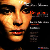 Requiem Completed By Mozart's Thamos by Roberta Invernizzi