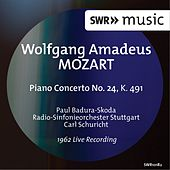 Mozart: Piano Concerto No. 24, K. 491 (Live) by Paul Badura-Skoda