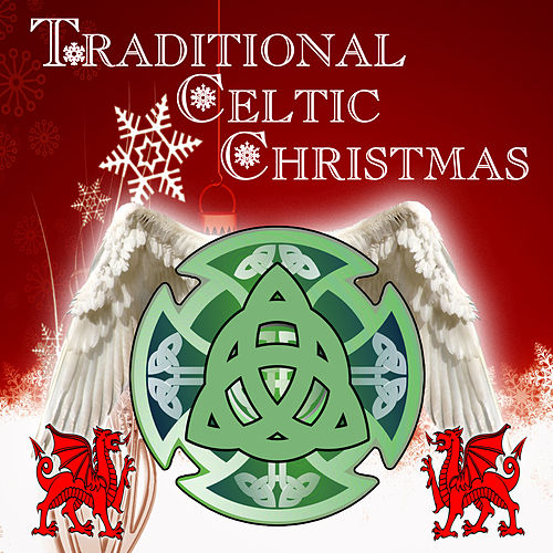 Traditional Celtic Christmas by Oliver James