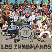 35 Años de Fiesta, Con la Túnica Puesta by Los Inhumanos