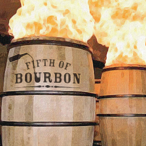 Cask by Fifth of Bourbon