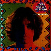 The Name Above The Title by John Wesley Harding