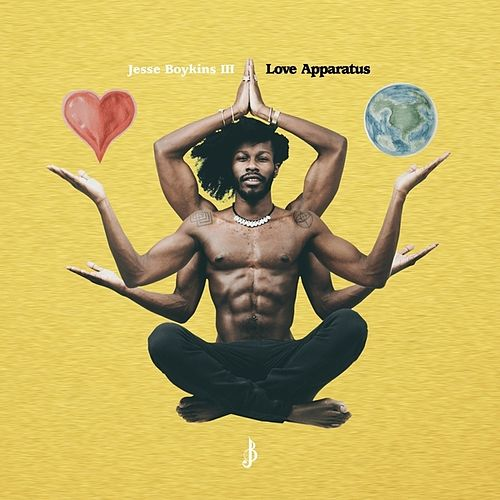 Love Apparatus (Deluxe Edition) by Jesse Boykins III