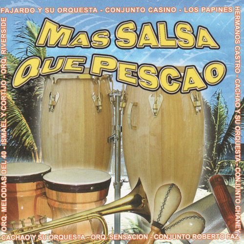 Mas Salsa Que Pescao by Various Artists
