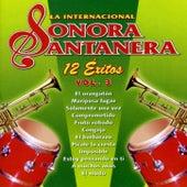 12 Exitos Vol. 3 by La Sonora Santanera