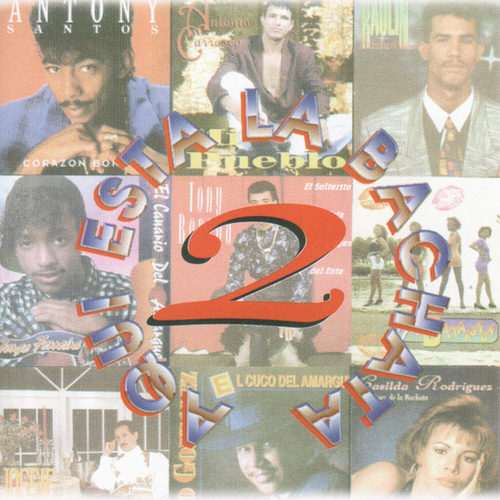 Aqui Esta La Bachata Vol. 2 by Various Artists