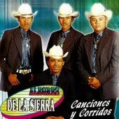 Corridos y Canciones by Los Alegres De La Sierra