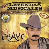Leyenda Musicales Vol.3