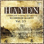 Haydn: Complete String Quartets, Vol. 2/3 by Buchberger Quartet, Hubert Buchberger, Julia Greve, Joachim Etzel