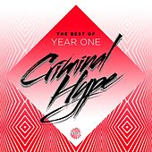 Criminal Hype Best Of Year 1 - EP by Various Artists