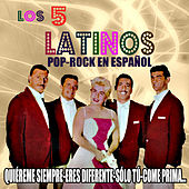 Pop-Rock en español by Los Cinco Latinos
