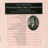 Songs of Robert Burns Vol 5 & 6 by Jean Redpath