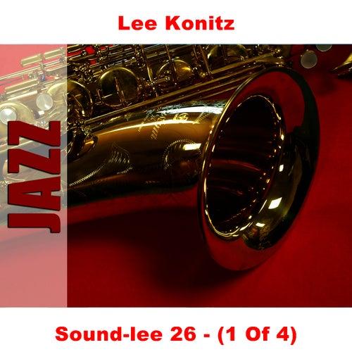 Sound-lee 26 - (1 Of 4) by Lee Konitz