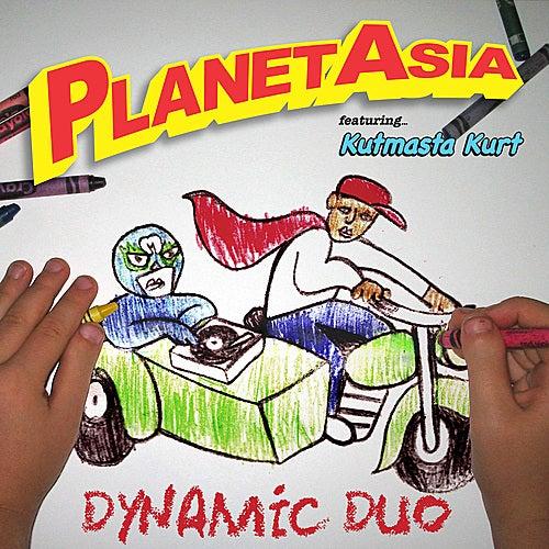 Dynamic Duo by KutMasta Kurt