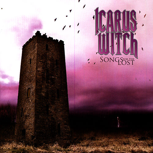 Songs For The Lost by Icarus Witch