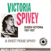 Queen Victoria by Victoria Spivey