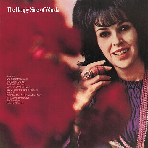The Happy Side Of Wanda Jackson by Wanda Jackson
