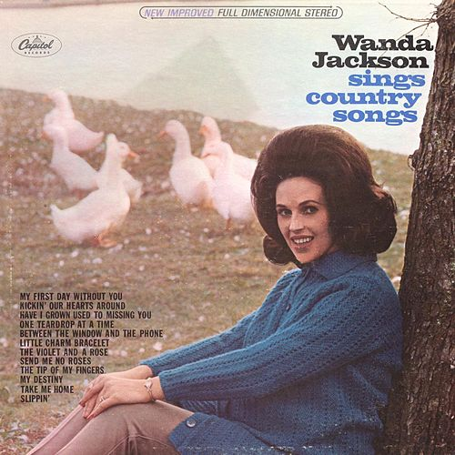 Sings Country Songs by Wanda Jackson