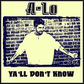 Ya'll Don't Know by ALO (Animal Liberation Orchestra)