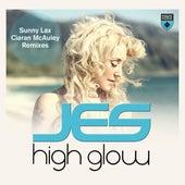 High Glow (Remixes) by Jes