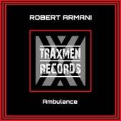 Ambulance by Robert Armani