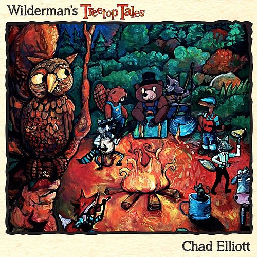 Wilderman's Treetop Tales by Chad Elliott