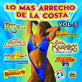 Lo Más Arrecho de la Costa, Vol. 3 by Various Artists