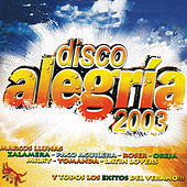Disco Alegría 2003 by Various Artists