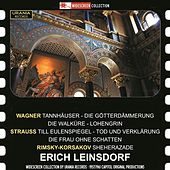 Erich Leinsdorf Conducts Wagner, Strauss & Rimsky-Korsakov by Various Artists
