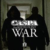 War (feat. Keith Flint) by Caspa