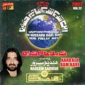 Karbala Aam Kare, Vol. 22 by Nadeem Sarwar