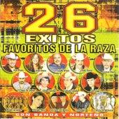 26 Exitos Favoritos de la Raza by Various Artists