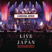 A Musical Affair: Live in Japan von Il Divo