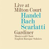 Handel, Bach & Scarlatti: Live at Milton Court von Various Artists