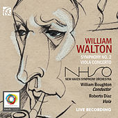 William Walton Symphony No.2 and Viola Concerto by New Haven Symphony Orchestra