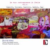 Luigi Esposito, Giuseppe Giuliano, Adriano Guarnieri, Carlo Alessandro Landini, John Cage: La voce contemporanea in Italia vol. 6 by Riccardo Piacentini