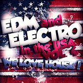 EDM and Electro in the USA, Vol. 4 by Various Artists