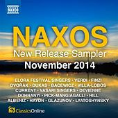 Naxos November 2014 New Release Sampler by Various Artists