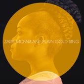 Plain Gold Ring by Zara McFarlane