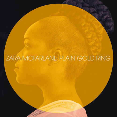 Plain Gold Ring by Zara McFarlane
