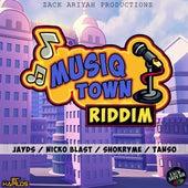 Musiq Town Riddim by Various Artists